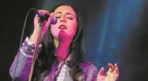 Nabyla Maan enflamme la scène du Bozar à Bruxelles