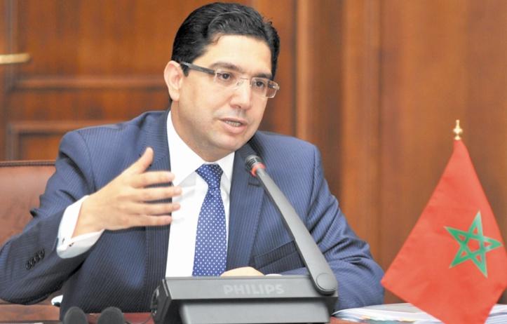 Nasser Bourita : Le processus de retrait de reconnaissance de la pseudo-RASD ira crescendo
