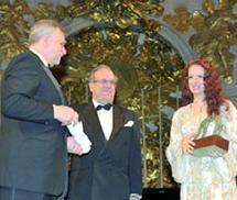 SAR la Princesse Lalla Salma reçoit le Prix de la Charte de Paris contre le cancer