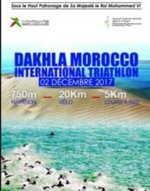 Des athlètes aguerris au deuxième triathlon international de Dakhla