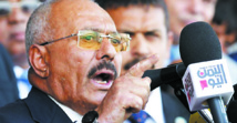 L'ex-président yéménite   Saleh tend la main à Ryad