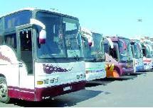Accueil mitigé du débrayage du 8 février courant : Transports : le spectre d'une nouvelle grève pointe à l'horizon
