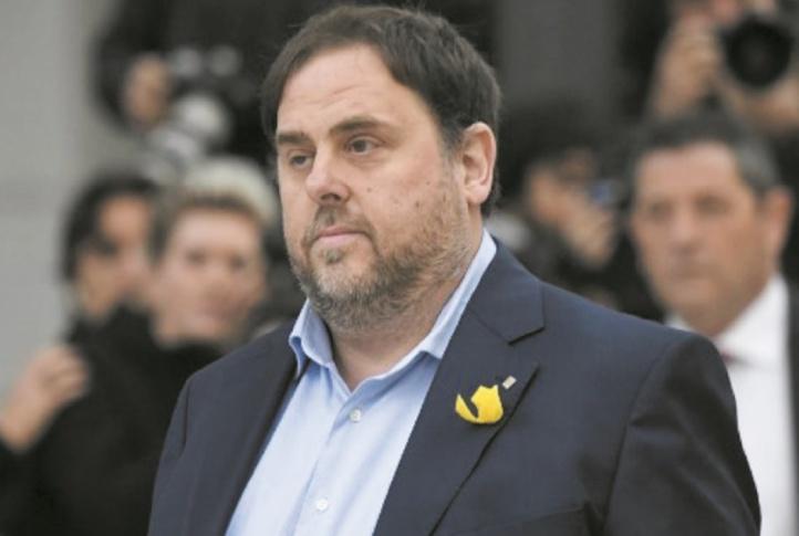 L'ex vice-président catalan et trois autres inculpés restent en prison