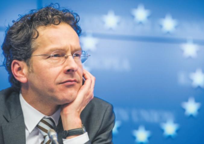 Dernier tango pour Dijsselbloem à la tête de l'Eurogroupe