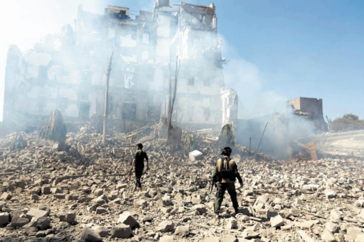 Les rebelles Houthis contrôlent Sanaa