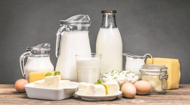 Les consommateurs préfèrent les produits laitiers fabriqués localement
