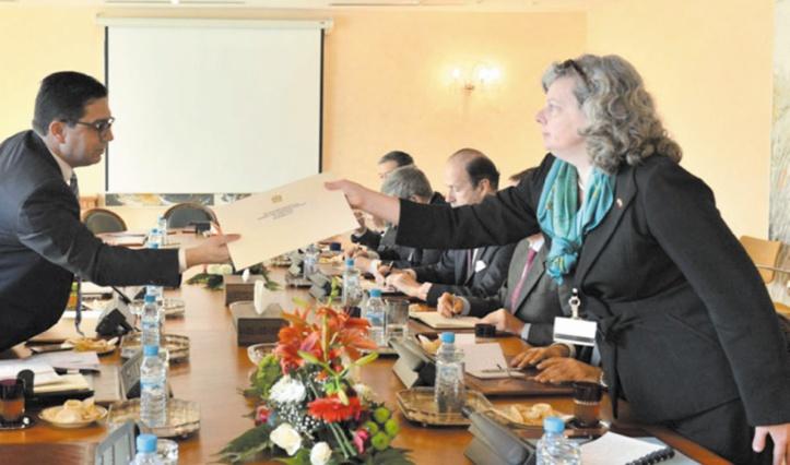 Le Maroc convoque la chargée d'affaires de l'ambassade des Etats-Unis à Rabat