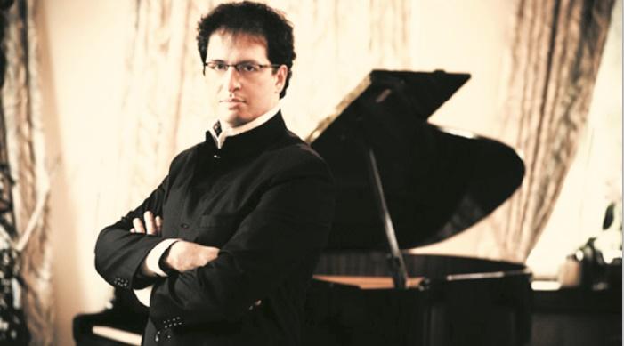 """Lancement du projet """"Arabesque"""" : Le pianiste Marouan Benabdellah ouvre le bal"""