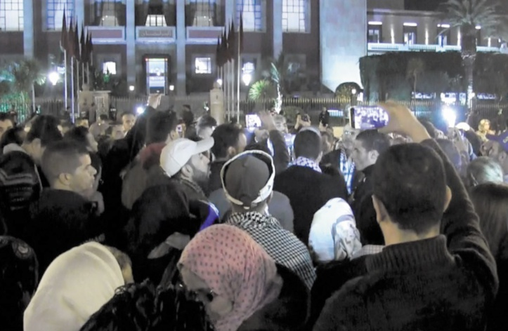 Tous pour Al-Qods. Tous pour la Palestine  : Une marche pour la Palestine organisée dimanche à Rabat