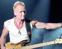 En clôture du 9ème Festival Mawazine, Rythmes du Monde : L'«Englishman» Sting en concert à Rabat
