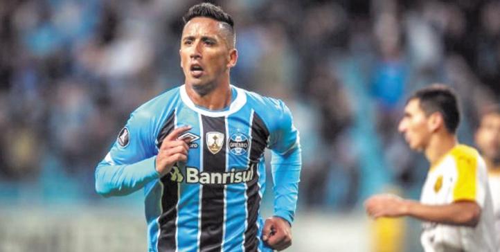 Barrios, champion par ambition et par obligation