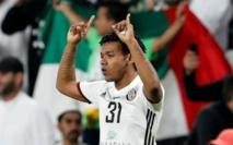 Al Jazira décroche son match contre le Real