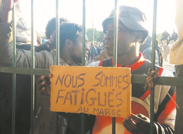 Les migrants de la gare routière de Casablanca dénoncent des refoulements en catimini et un siège de fait : Ça se gâte grave