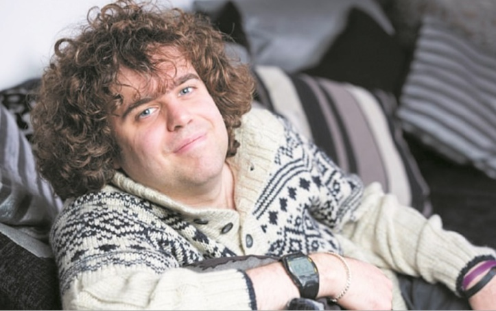 Daniel Wakeford, autiste et pop star
