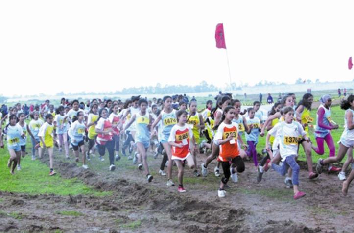 Participation de plus de 600 élèves au Championnat national scolaire de cross-country