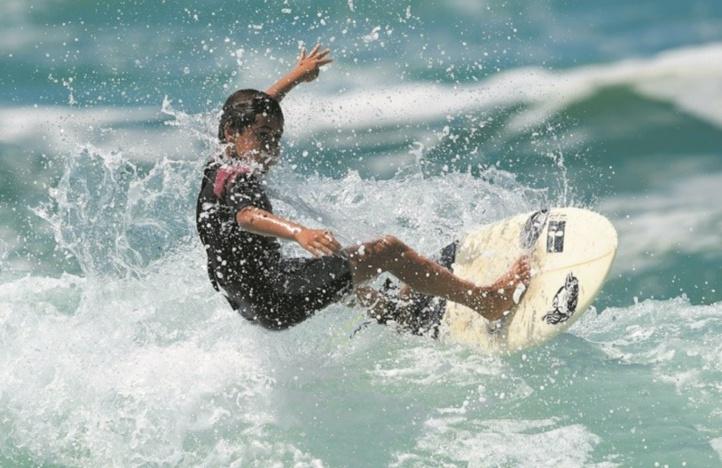 La nouvelle vague du surf brésilien à la conquête du monde