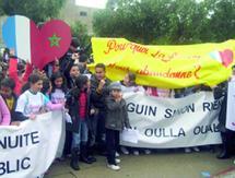 Les élèves du Groupe Scolaire Paul Gauguin d'Agadir en sit-in : L'école publique française passe le relais au privé