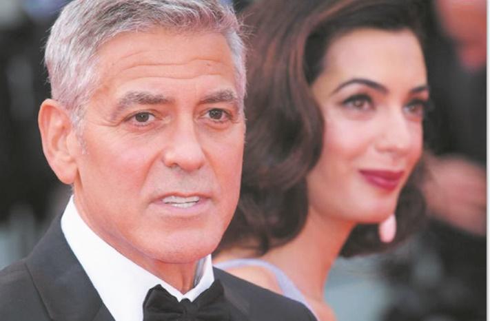 Le cadeau de George Clooney
