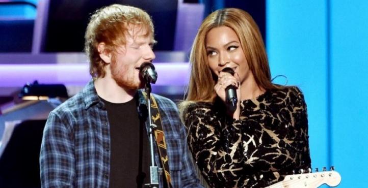 Beyoncé peut dire merci à Ed Sheeran