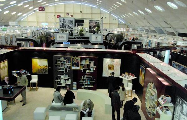 Salon international de l'édition et du livre : Engouement autour du stand du CCDH