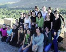 Azrou : Des étudiantes de Brens visitent le Centre socioéducatif
