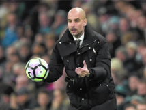 Guardiola: City a battu l'une des équipes les plus fortes