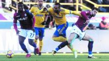 La Juventus remonte, l'AC Milan s'enfonce