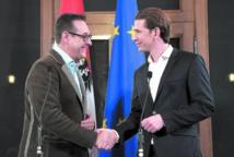 En Autriche, Sebastian Kurz et l'extrême droite s'installent au pouvoir