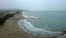 La mer vengeresse dévore l'Albanie