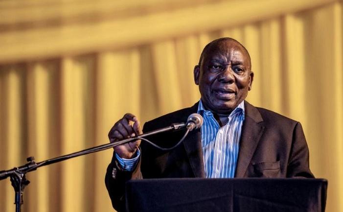 Ramaphosa succède à Zuma à la tête de l'ANC