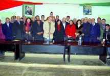 Le BP de l'USFP assure les victimes des inondations d'Oulad Abbou de son soutien