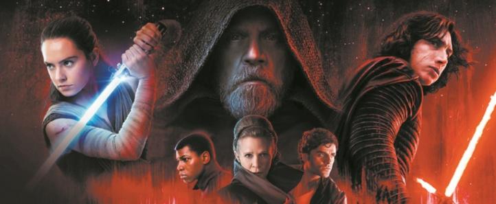 """Star Wars Les Derniers Jedi"" : La saga perd des étoiles"