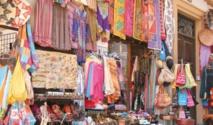 Foire des cadeaux d'artisanat à Kénitra