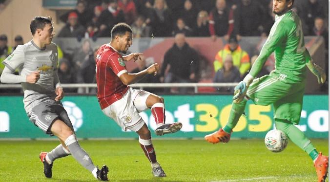 Henrikh Mkhitaryan pourrait jouer lors du match Bristol-Manchester United ce soir