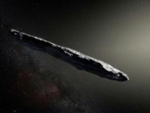 Le cigare interstellaire n'a pas l'air d'être l'œuvre d'extraterrestres