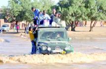 M'hamid El Ghizlane : Un adolescent emporté par Oued Drâa