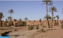 Les oasis, source de vie dans les régions est et sud-est du Royaume
