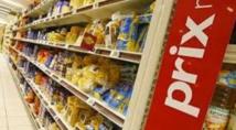 Hausse de l'indice des prix à la consommation en novembre