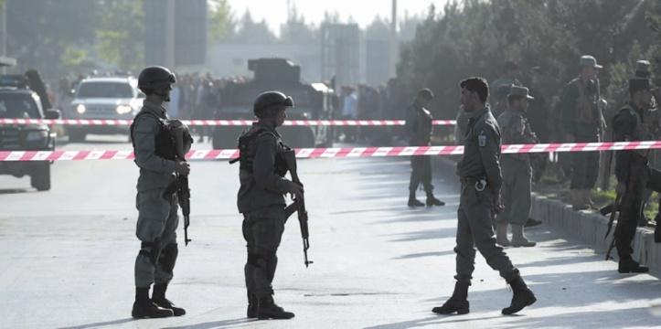 Au moins 40 morts dans un attentat à Kaboul