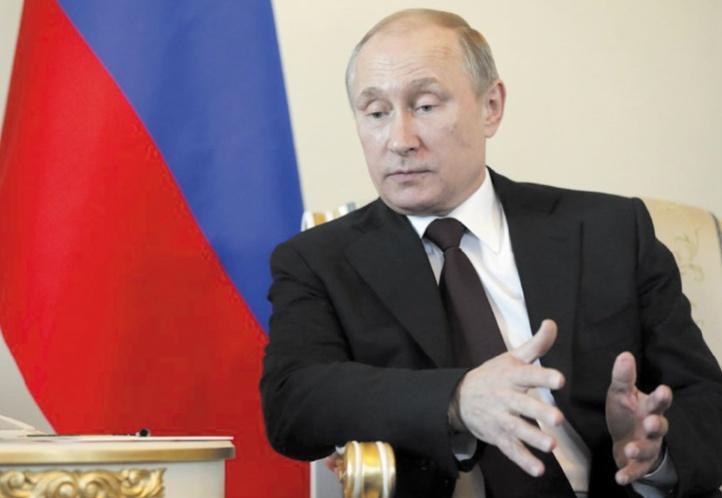 Poutine qualifie l'explosion de Saint-Pétersbourg d'acte terroriste