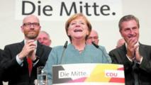 Victoire  au goût amer pour Merkel