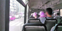 Agression sexuelle  dans un bus : L'indignation