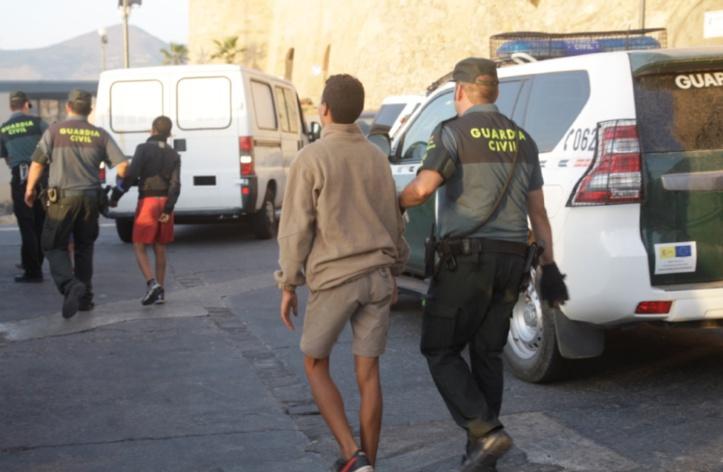 Le cas lancinant des mineurs non accompagnés entassés aux portes de Mellilia