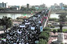 """L'armée d'élite du régime iranien proclame la fin de la """"sédition"""""""