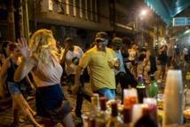 A Rio, les descendants d'esclaves en fuite font de la résistance