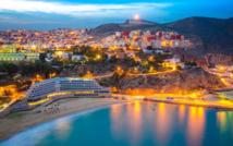 Al Hoceima a enregistré plus de 59.000 nuitées touristiques à fin d'octobre dernier