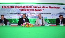 SISMO 2010 : Gestion du risque sismique sous la loupe