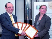 L'entreprise pétrolière reçoit la certification ISO 14001 : L'environnement au cœur des préoccupations de Total Maroc