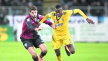Racisme: Matuidi reçoit les excuses de Cagliari