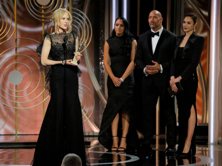 """3 Billboards"" et ""Lady Bird"" grands vainqueurs des 75èmes Golden Globes"